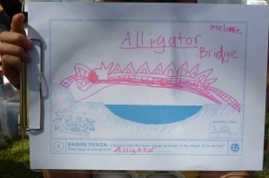 CBCA BBDO14 Bridge Alligator