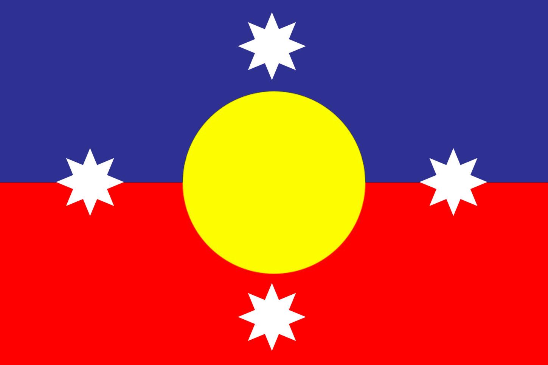 a new australian flag perhaps unfold design