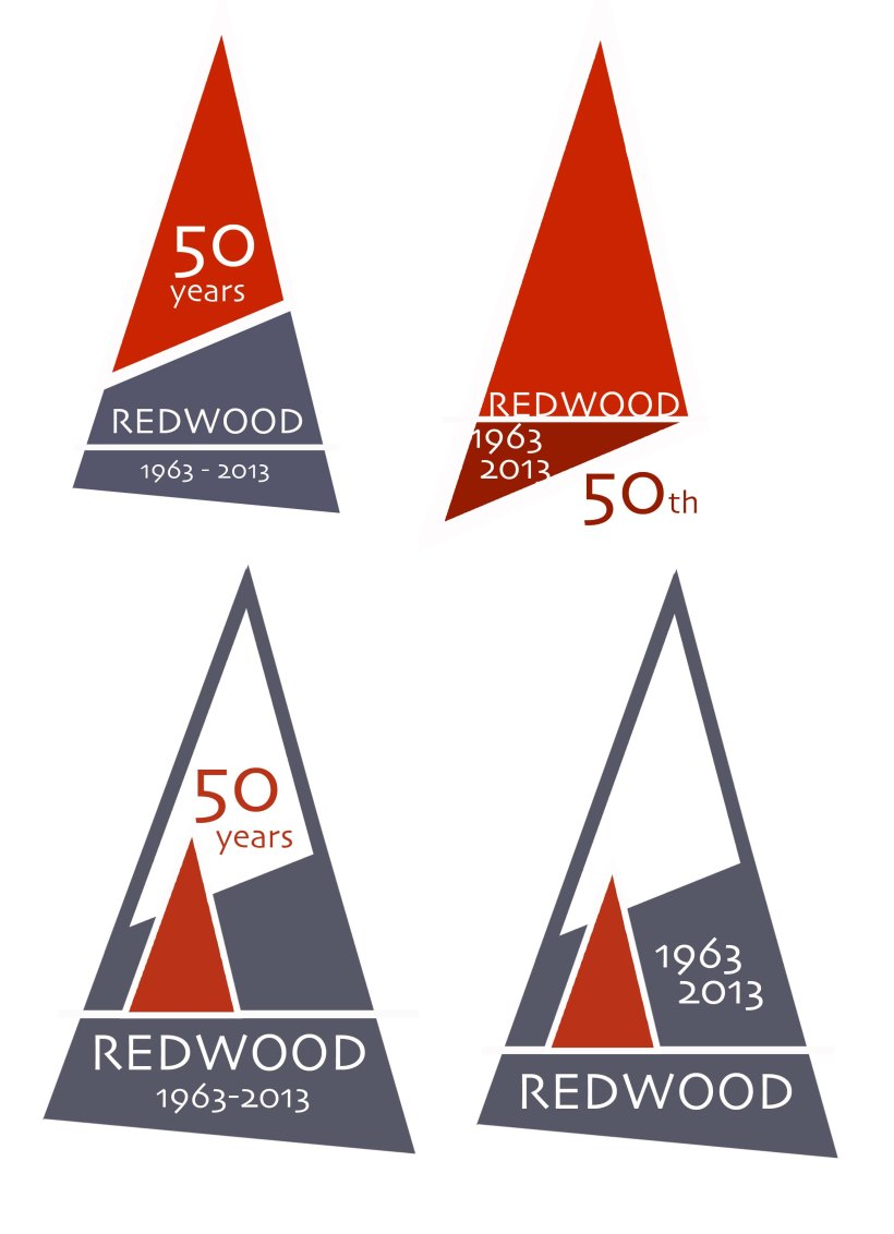 REDWOOD LOGO 50th REV2