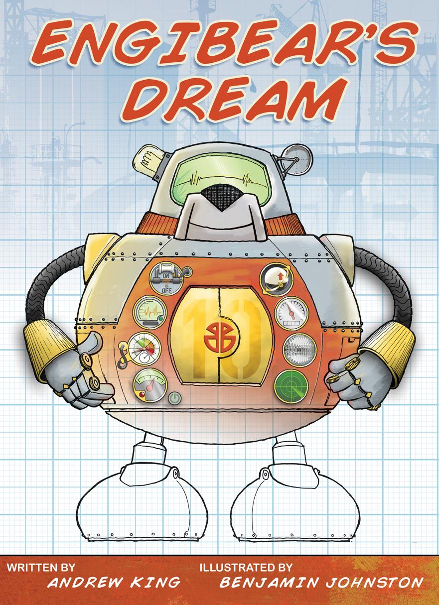 Engibears Dream Cover