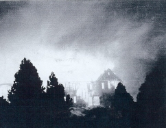 1951 fire south wing walkom collection