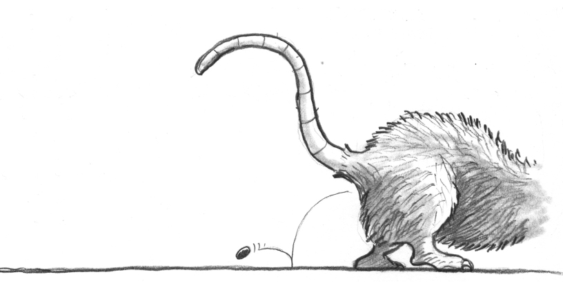 EP Rat poo